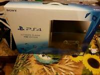 Brand new sealed unopened ps4 1tb