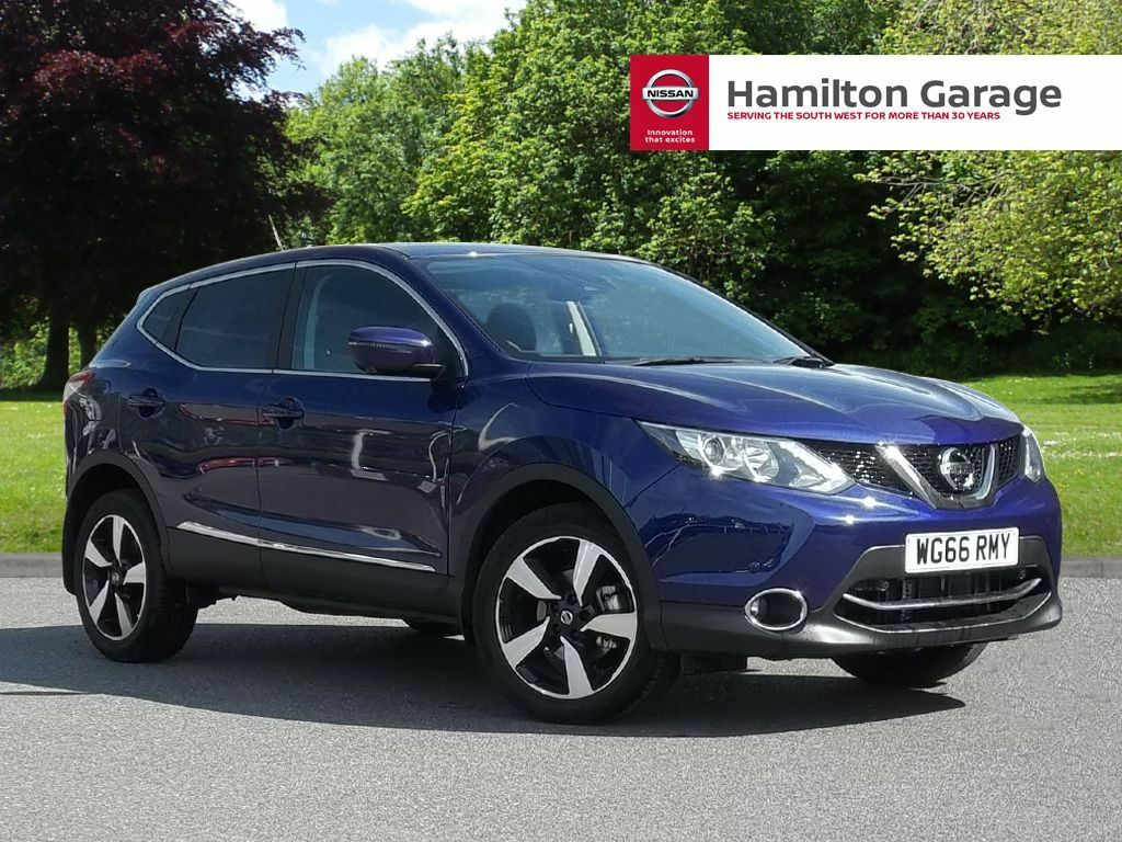 nissan qashqai 1 2 dig t n connecta 5dr xtronic ink blue 2016 in sidmouth devon gumtree. Black Bedroom Furniture Sets. Home Design Ideas