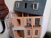 Large Georgian Dolls House