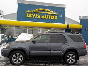 2007 Toyota 4Runner LIMITED V-8 4X4 CUIR TOIT OUVRANT EXTRA PROP