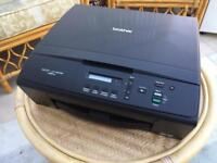 Brother DCP-J140W Wireless inkjet printer and scanner