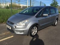 FORD S-MAX 7 Seater, 1.8 Diesel Low Mills 83K £1800