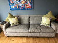 Habitat Chester Three Seater Sofa