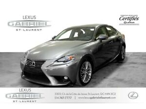 2015 Lexus IS 250 *Premium Pkg* BACKUP CAMERA + POWER MOONROOF +