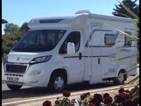 Bailey Advance 615 only 5 months old. Huge saving on new. Reluctant sale