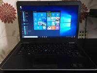 Dell Slim Pro Laptop 4th GEN Intel Core i7-4600U 2.1GHz,16GB RAM&256GB SSD WINDOWS10 with OFFICE2016