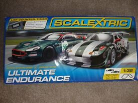 Scalextric Ultimate Endurance Set (Barely Used)