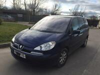 PEUGEOT 807 2002-2010 2.2 DIESEL HDI BREAKING FOR PARTS MOST PARTS AVAILABLE !!! (MAY SELL FULL CAR