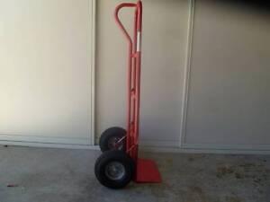 Upright Hand Trolley 250kgs Pneumatic Wheels Morisset Park Lake Macquarie Area Preview