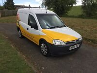 55 Vauxhall combo 1.3 cdti very long mot service history low tax n insurance £1295no vat