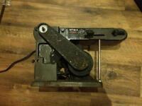 Belt&disc sander