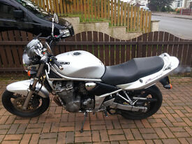 suzuki bandit gsf600 2002 ** bike now sold **