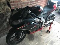 2012 aprilia rs4 125 full Mot