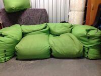 Fun Bean Bag Sofa