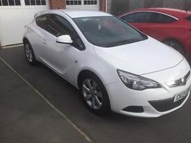 Vauxhall Astra GTC 1.4 Sport 2013 Low Mileage Start/Stop