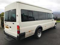 2005 Ford Transit 2.4 Diesel / 17 seater minibus / psvd