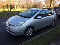 Toyota Prius 1.5 2007 Silver 1 previous owner excellent drive