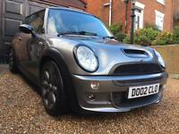 Mini Cooper S (supercharged model)