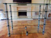 Glass TV Stand (Optimum)