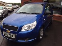 CHEVROLET AVEO 1.2 S 3dr NICE AND NEAT AND TIDY