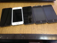 iphone5s 16GB white/silver or black& slate on EE-Vodafone - very good condition