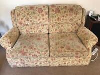 Alston 3 seater sofa x 2