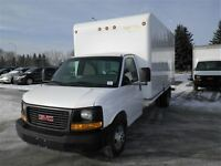 2014 GMC Savana 6.0L ENGINE 16' CARGO