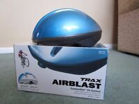 Child's Cycle Helmet, unused with tag and box