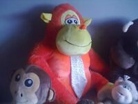 MONKEY COLLECTORS .... job lot .... ex display only (can deliver locally)