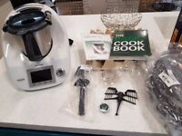 THERMOMIX TM5 NEW BOXED WITH ALL UNUSED ACCERSORIES