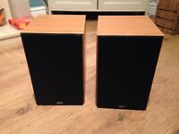 Gale Gold Monitor Speakers
