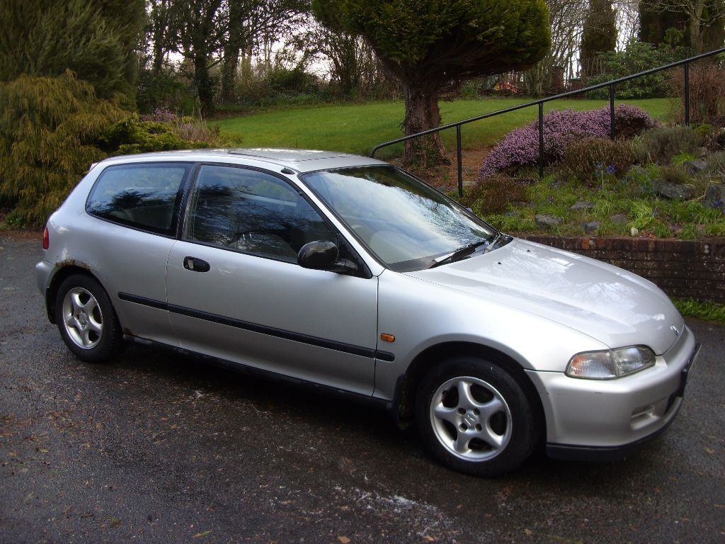 honda civic eg vei vtec for sale d15z1 manual black interior immobiliser in caersws powys. Black Bedroom Furniture Sets. Home Design Ideas