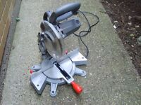 compound circular saw