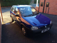 1995 Vauxhall Corsa 1.2 LS **1 Elderly Lady Owner For Last 20 Years**