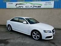 Audi A4 S-line. FINANCE AVAILABLE