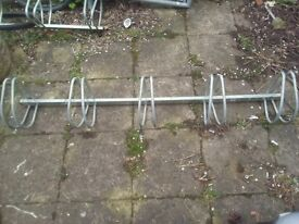 bicycle security racks