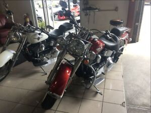 2012 Harley-Davidson Softail Deluxe Touring