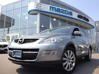 2009 Mazda CX-9 GT AWD LEATHER SUNROOF HEATED SEATS BSM