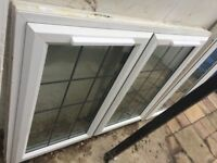 **UPVC**DOUBLE GLAZED WINDOW**NO OFFERS**VERY GOOD CONDITION**TWO AVAILABLE**£80 EACH**SEE ALL ADS*