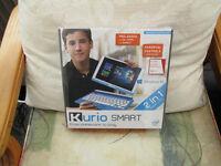 Kurio Smart 2 in 1 Tablet 8.9in 32GB Windows 10 Quadcore WiFi Keyboard