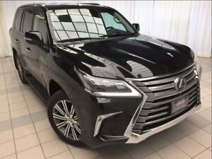 2017 Lexus LX 570 Executive Package: Just 2,500 Km!