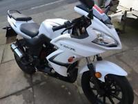 Yamasaki ym50-d 50cc motorbike 64 plate