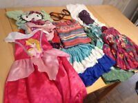 Girls clothes from ages 4-5 years