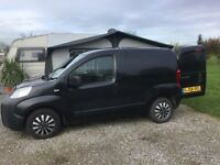 58 peugeot bipper 1.4 hdi auto low miles very rare may px swap
