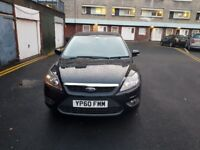 Ford focus 1.6 tdci 60 plate low mileage