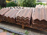 Triple Delta Roof Tiles