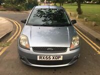 2006 FORD FIESTA ZETEC CLIMATE, PETROL MANUAL 1.2, AIR CONDITIONING, DRIVES WELL, HPI CLEAR