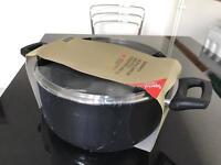 New 24cm pot.