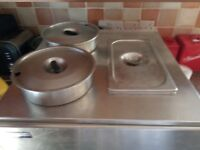 Bain Marie for sale just needs a good clean being in loft