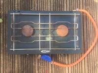 Gelert camping gas cooker for van